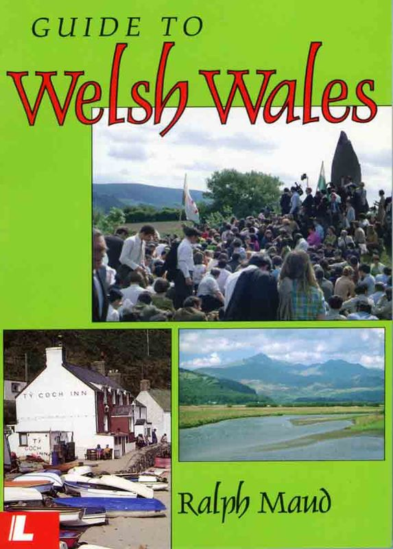 Llun o 'Guide to Welsh Wales' 
